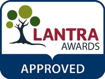 Lantra award trained pest control operative.