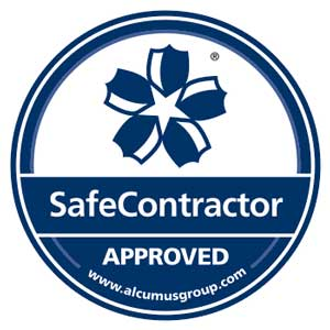 Safe Contractor approved pest control company.